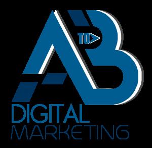 A to B Digital Marketing Logo